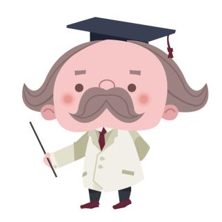 WEB教材キャラクターデザイン