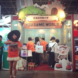 東京ゲームショウブースデザイン